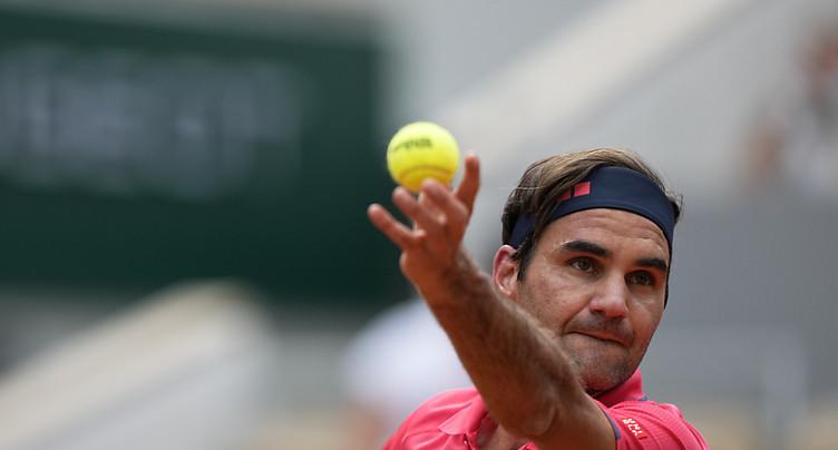 Un retour gagnant sur gazon pour Roger Federer