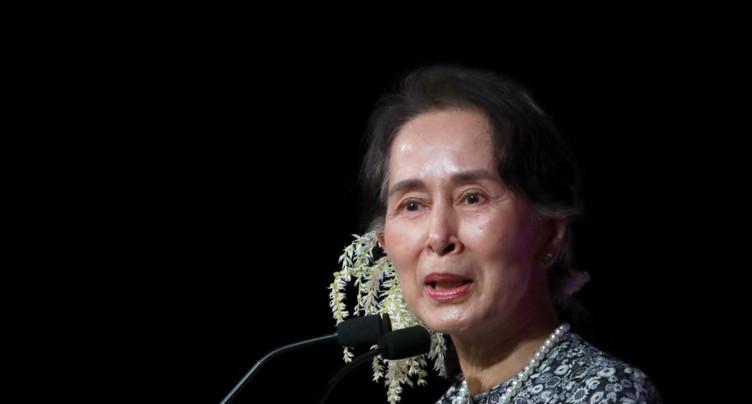 Début du premier procès contre Aung San Suu Kyi