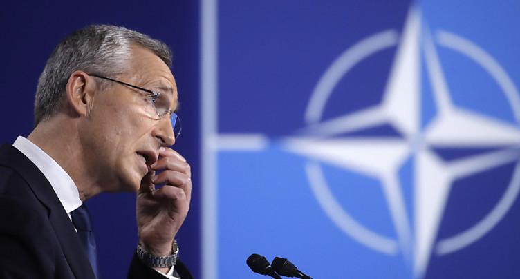 L'Otan préoccupé par les défis posés par la Chine et la Russie