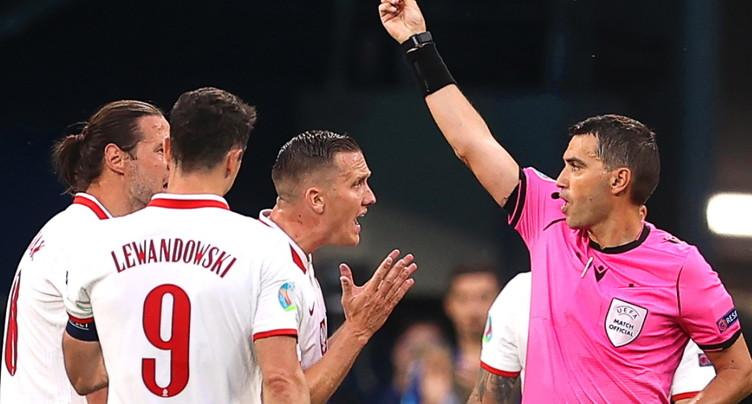 Euro 2021: la Slovaquie bat une Pologne décevante
