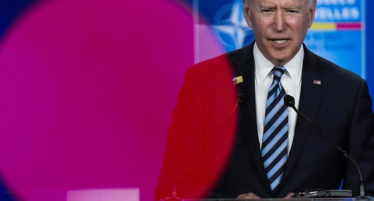 Biden promet de dire à Poutine quelles sont ses « lignes rouges »