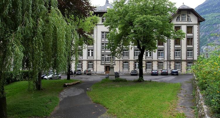 Clap de fin pour l'internat du collège de Saint-Maurice (VS)