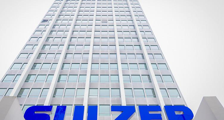 Sulzer relève ses ambitions pour 2021