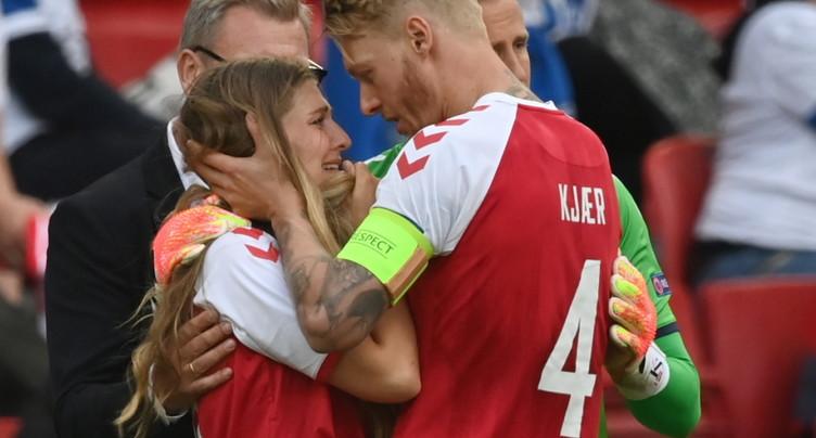 Kjaer, capitaine et désormais bien davantage pour le Danemark