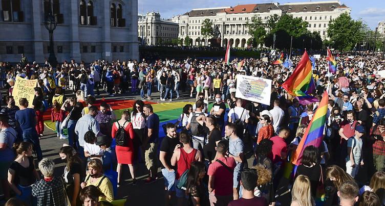 « Promotion » de l'homosexualité interdite auprès des mineurs en Hongrie
