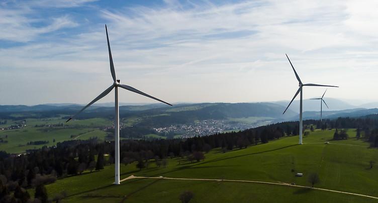 L'encouragement des énergies renouvelables discuté au National