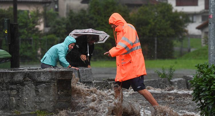 Les tempêtes ont causé assez peu de dommages en 2020