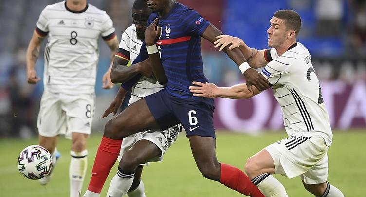 France: la meilleure attaque, c'est la défense