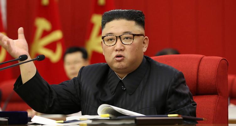 Kim Jong Un reconnaît une « situation alimentaire tendue »