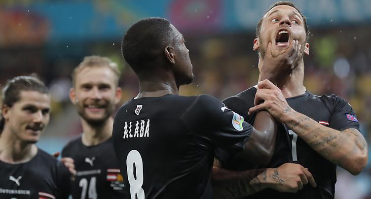 Euro 2021: Arnautovic ne jouera pas contre les Pays-Bas
