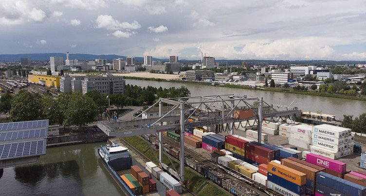 Un mois de mai exceptionnel pour les exportations suisses