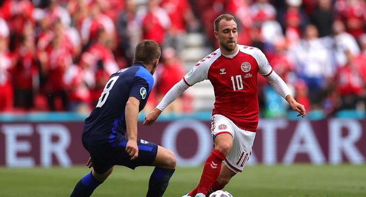 Le Danois Eriksen va se faire implanter un défibrillateur cardiaque