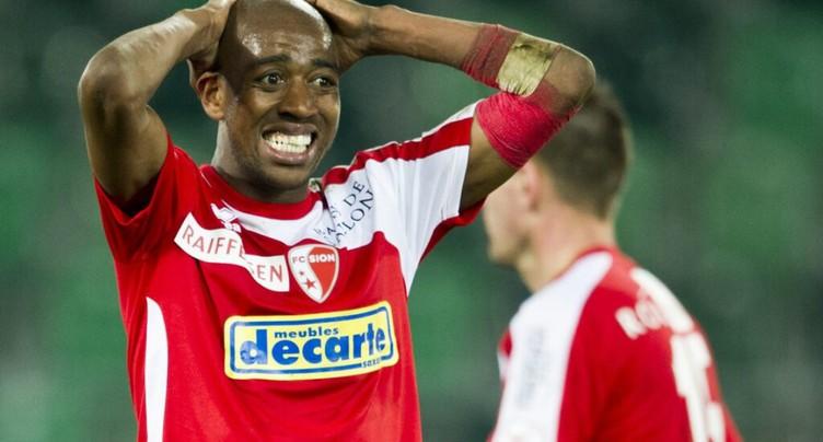 Gelson Fernandes à la direction du FC Sion