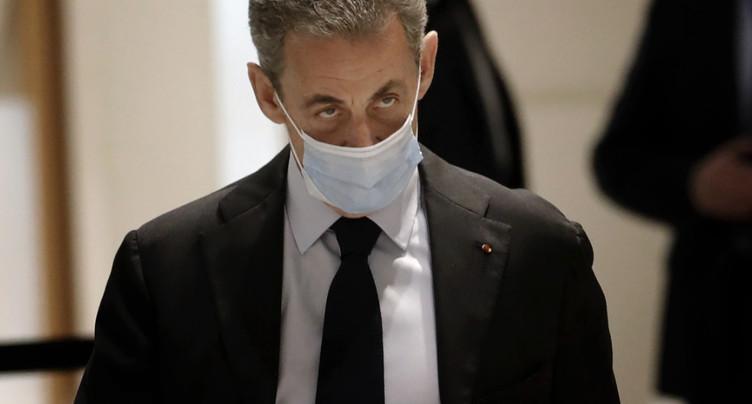 Procès Bygmalion: six mois fermes requis contre Nicolas Sarkozy