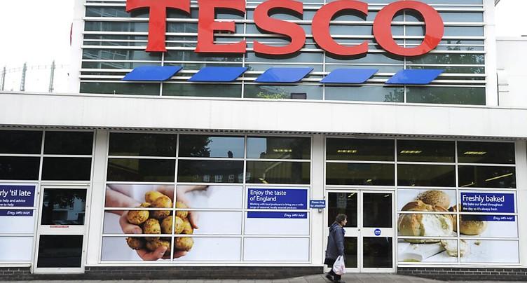 Les ventes de Tesco progressent encore un an après le confinement