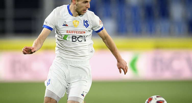 Nikola Boranijasevic de Lausanne à Zurich