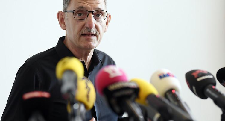 Mario Fehr quitte le PS
