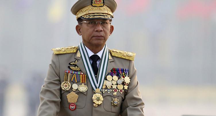 Résolution pour « empêcher l'afflux d'armes » en Birmanie
