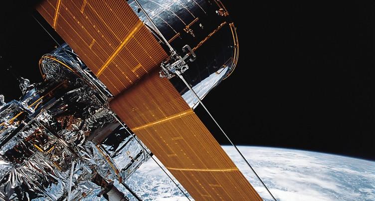 Le télescope spatial Hubble à l'arrêt depuis plusieurs jours