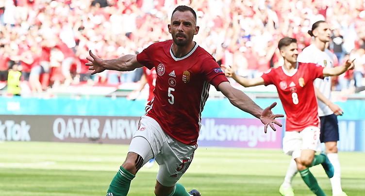 Exploit de la Hongrie qui contraint la France au match nul