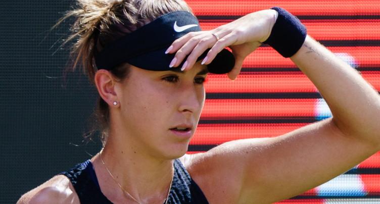 Pas de cinquième titre pour Belinda Bencic
