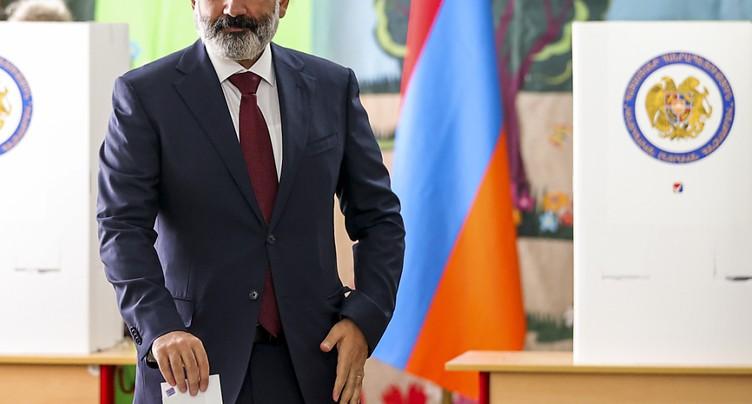 L'Arménie aux urnes pour des législatives à l'issue imprévisible
