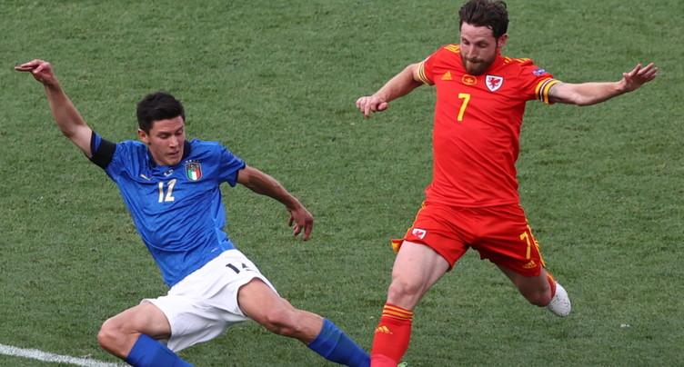 L'Italie mate le Pays de Galles avec une équipe B