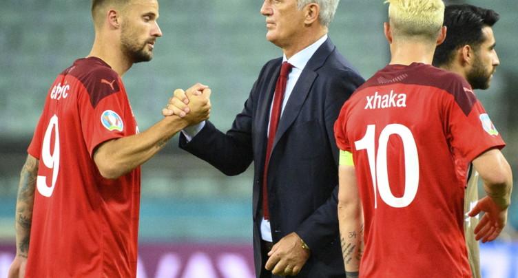 Petkovic: « Nous avons surpris notre adversaire »