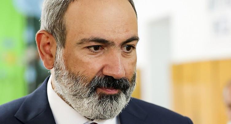 Législatives en Arménie: le premier ministre revendique la victoire