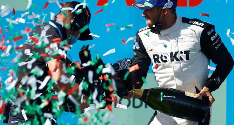 Mortara gagne au Mexique et prend la tête du classement