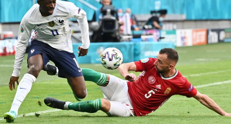 Ousmane Dembélé blessé et forfait pour la suite de l'Euro