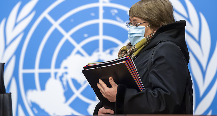 L'ONU cible des revers « les plus vastes et graves » jamais vus