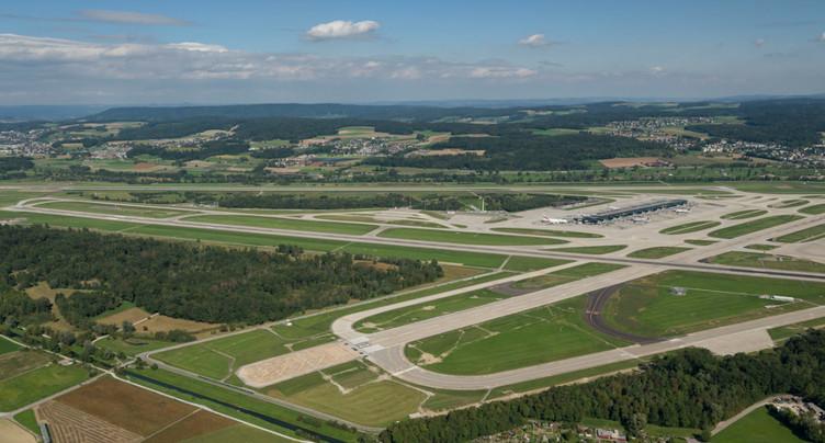 Il y a 75 ans débutait la construction de l'aéroport de Zurich