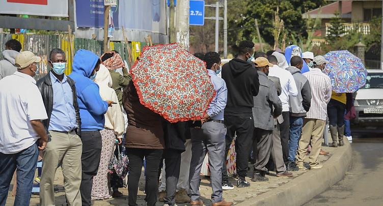 Les Ethiopiens aux urnes sur fond de famine au Tigré