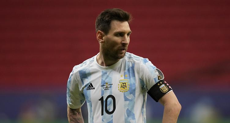 Argentine qualifiée et Messi record, au bout de l'ennui