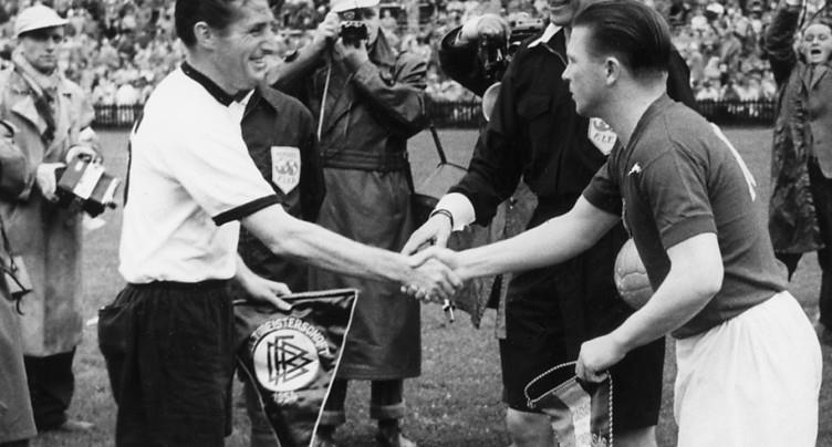 Premières retrouvailles depuis le « Miracle de Berne » de 1954