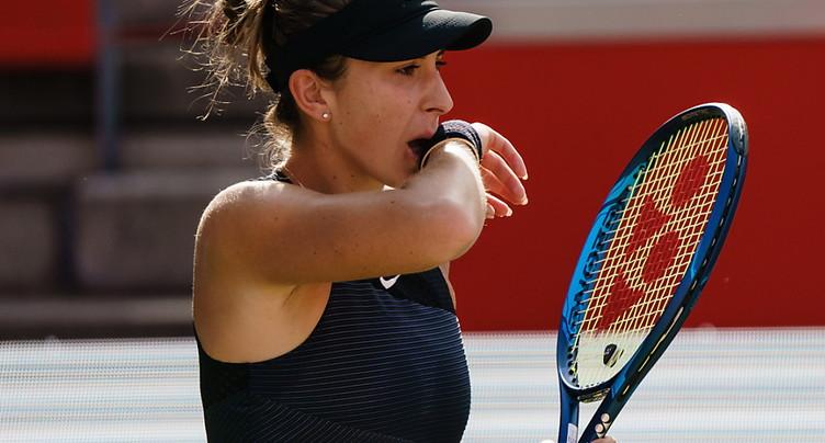 WTA Eastbourne: Bencic et Golubic passent