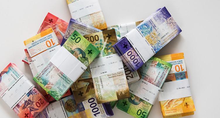 L'argent liquide reste le mode de paiement préféré des Suisses