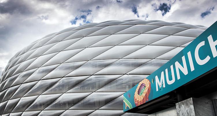 L'Allemagne se pare de couleurs arc-en-ciel