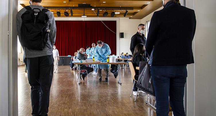 La Suisse compte 154 nouveaux cas de coronavirus en 24 heures