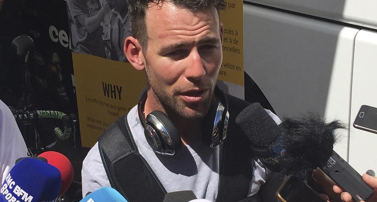 Tour de France: Mark Cavendish de retour