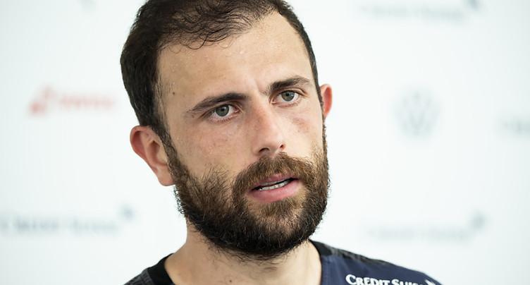 Euro 2021: Mehmedi accepte son rôle, mais « c'est dur »