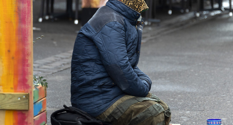 Bâle-Ville restreint la mendicité deux ans après l'avoir légalisée