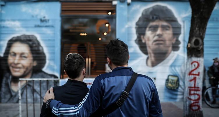 « Pas de plan pour tuer Maradona », se défend le psychologue