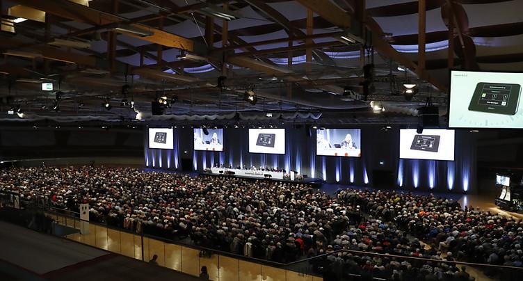 Les actionnaires se rebiffent en assemblée générale (étude)