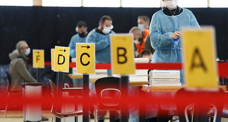 La Suisse compte 120 nouveaux cas de coronavirus en 24 heures