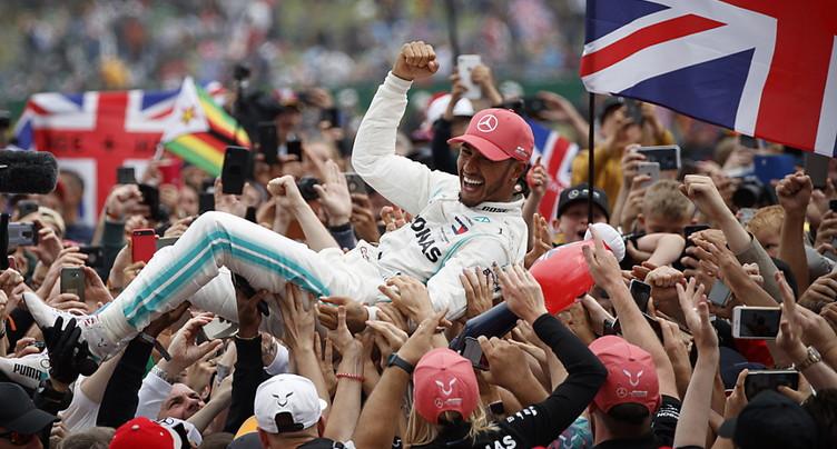 Le GP d'Angleterre pourra accueillir 140'000 spectateurs