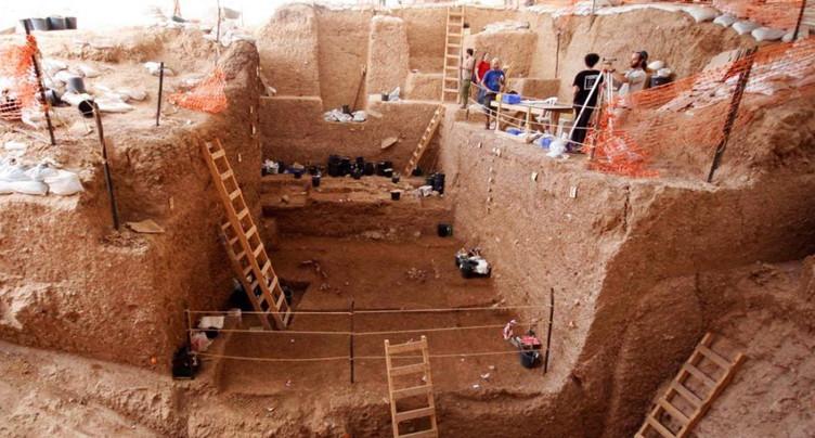 Une nouvelle espèce d'homme préhistorique découverte en Israël