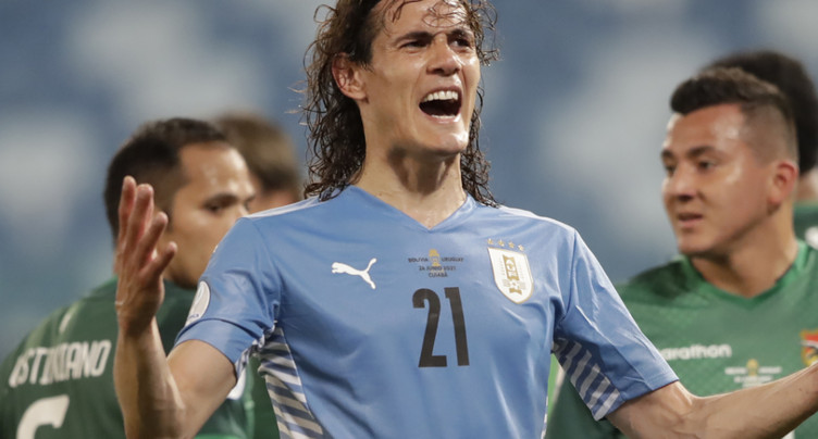 L'Uruguay et le Paraguay qualifiés pour les quarts de finale