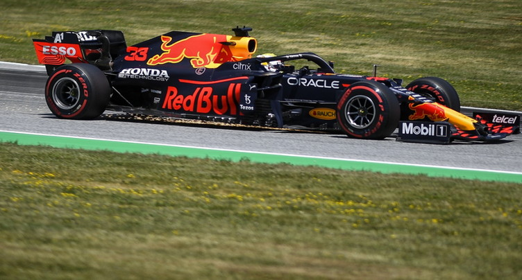 GP d'Autriche: Max Verstappen en pole position devant Lando Norris